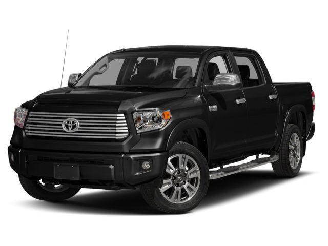 '17 Tundra Platinum – Lowest Price Ever! – Demo – 10,000 AEROPLAN MILES