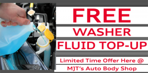Washer Fluid - secondary