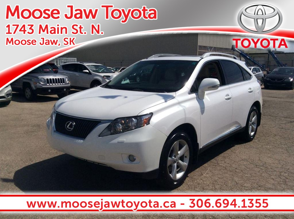 Own Luxury for Less! '11 Lexus RX350 Just Reduced!