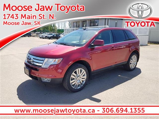2009 Ford Edge Limited – Loaded & AWD capable