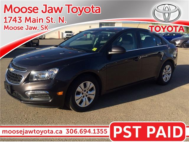 '16 Chevy Cruze – PST Paid