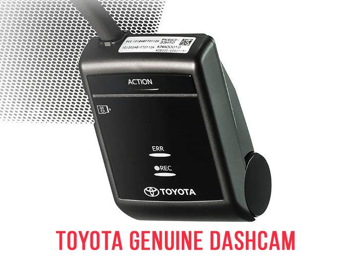 Toyota dashcam