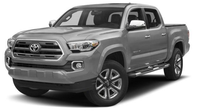 '17 Tacoma Limited – Off-road capability & a very comfortable cabin