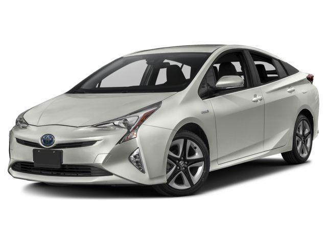 '17 Prius Touring – Hi-tech, comfortable and Green