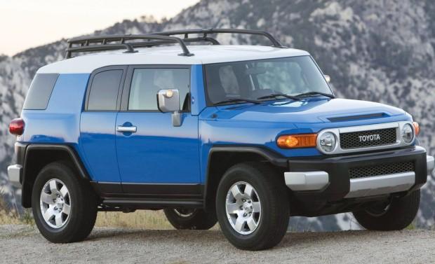 Toyota's FJ Cruiser