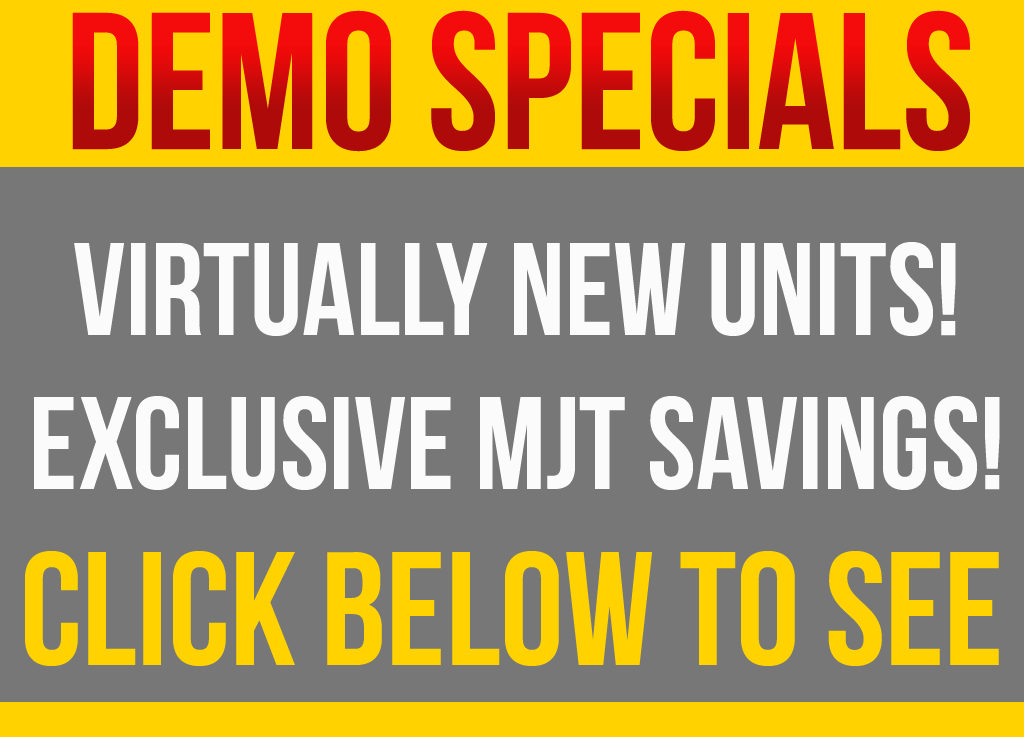 Exclusive Demo Savings!