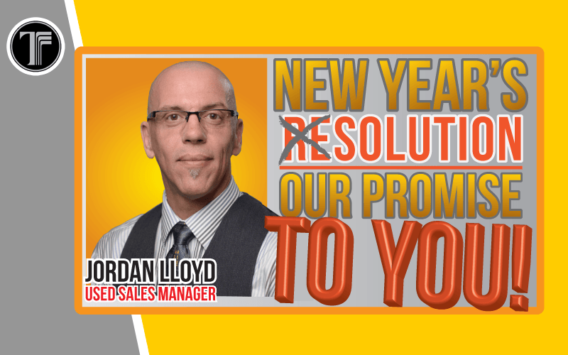 Our New Year's Resolution is Your Solution!