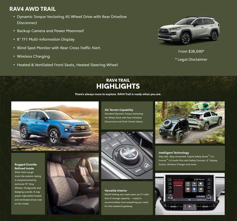 Trail edition