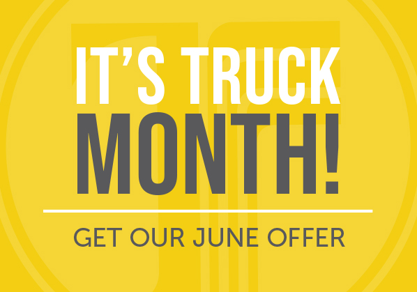 Truck Month is On!