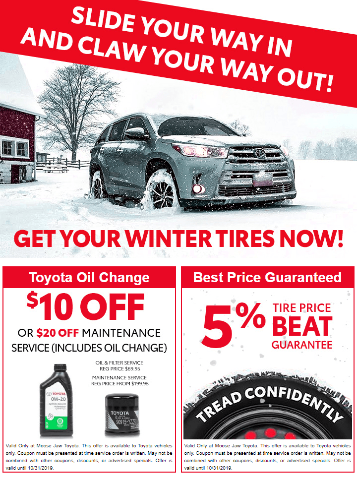 It's Time For Winter Tires!