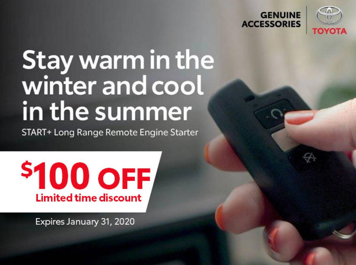 Hate Getting into a Cold Vehicle? We Can Help!