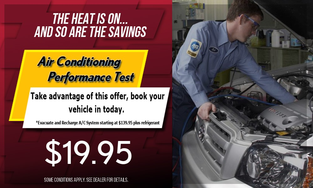 The Heat Is On – Get Your Air Conditioning Tested Today!
