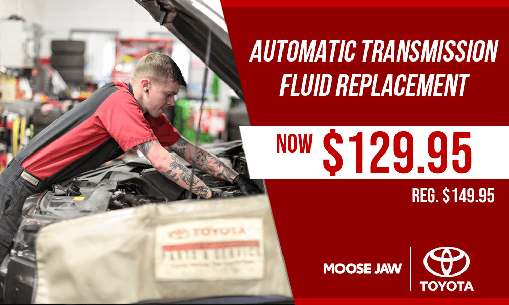 Automatic Transmission Fluid Replacement